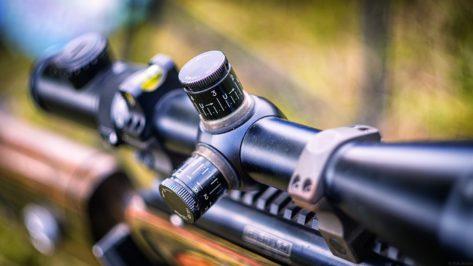 Airsoft sniper scope
