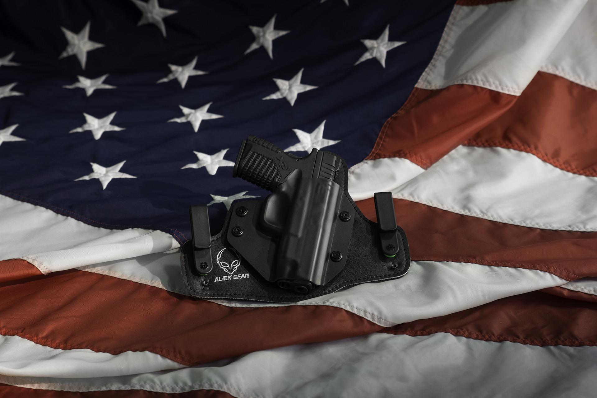 American made airsoft guns